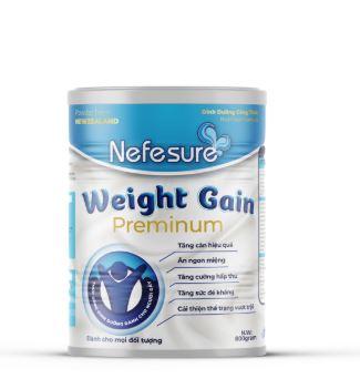 NEFESURE WEIGHIT GAIN PREMINUM - Sữa bột dành cho người gầy