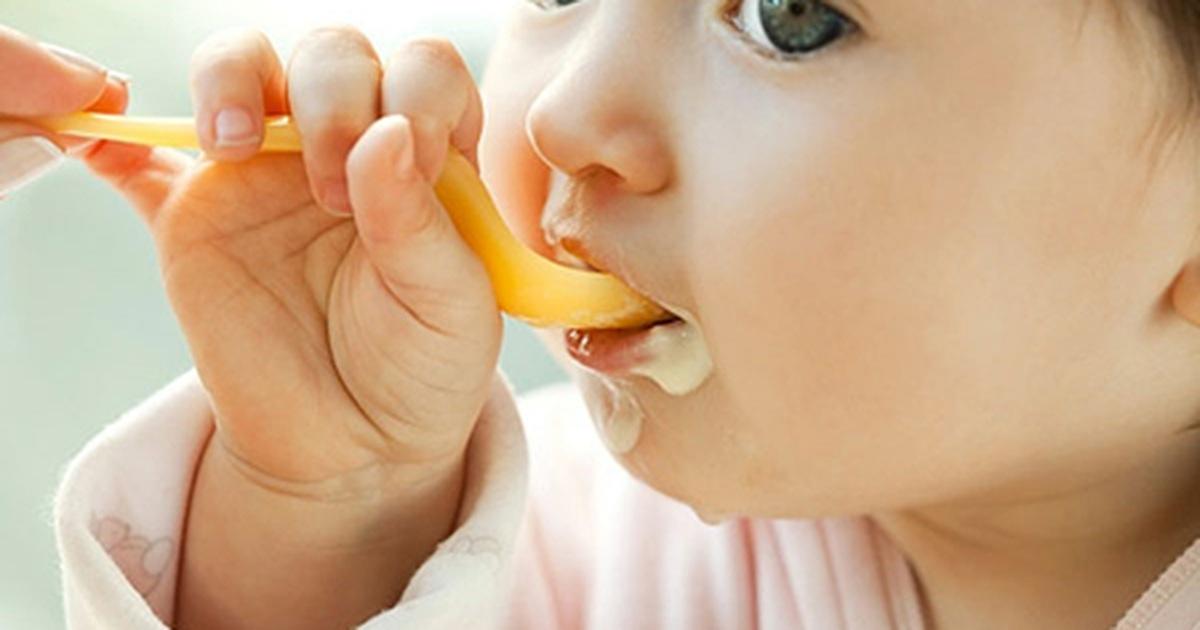 Lưu ý khi cho trẻ uống sữa tăng cân các mẹ nên biết